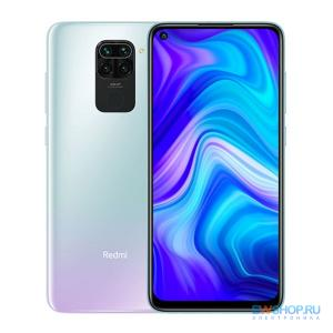 Смартфон Xiaomi Redmi Note 9 3/64GB NFC White EU (Global Version) - картинка 1