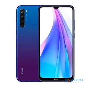 Смартфон Xiaomi Redmi Note 8T 4/128GB Blue EU (Global Version) - картинка 1