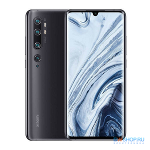 Смартфон Xiaomi Mi Note 10 4/64GB Black EU (Global Version) - картинка 1