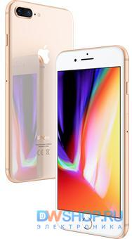 Смартфон Apple iPhone 8 Plus 64Gb A1897 (Gold) - картинка 1