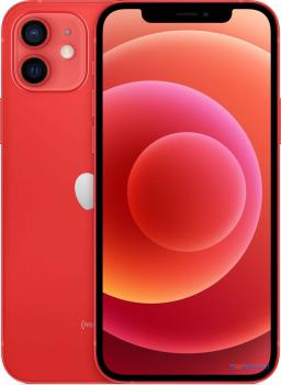 Смартфон Apple iPhone 12 64Gb A2403 (PRODUCT)RED RU/A - картинка 1