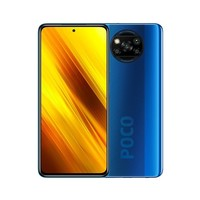 Смартфон Xiaomi Pocophone X3 6/128Gb NFC Blue EU (Global Version)