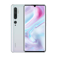 Смартфон Xiaomi Mi Note 10 Pro 8/256GB White EU (Global Version)