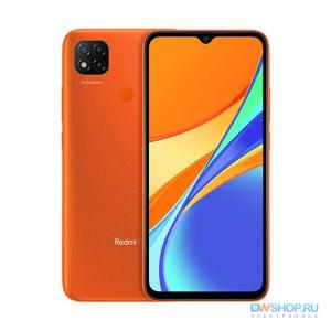 Смартфон Xiaomi Redmi 9C 2/32 Orange EU (Global Version) - картинка 1
